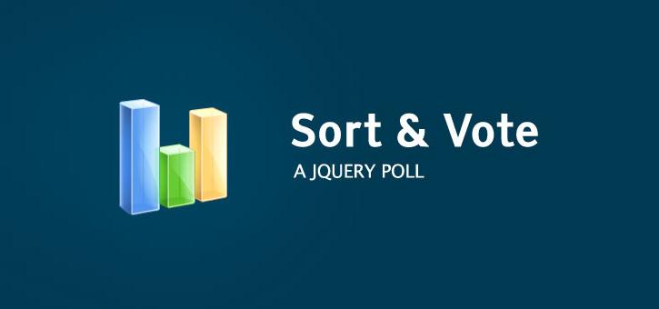 jquery-sort-vote