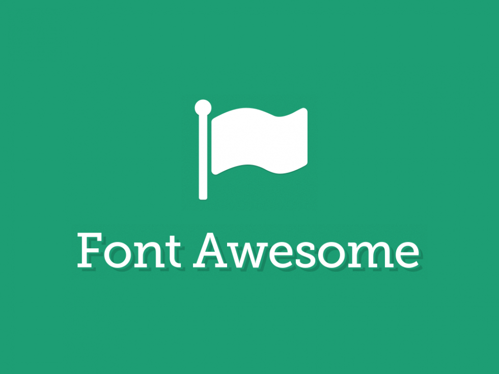 font_awesome