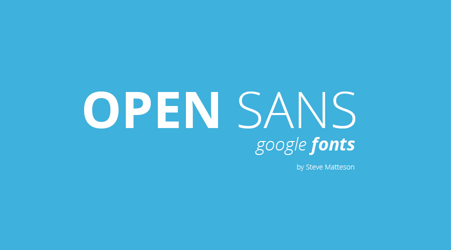 open-sans-google-fonts-ozd-tasarim